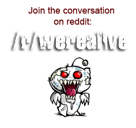 We're Alive on Reddit