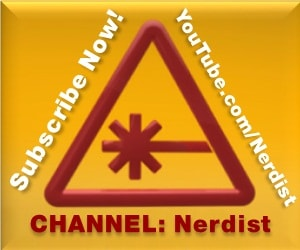 The Nerdist on YouTube