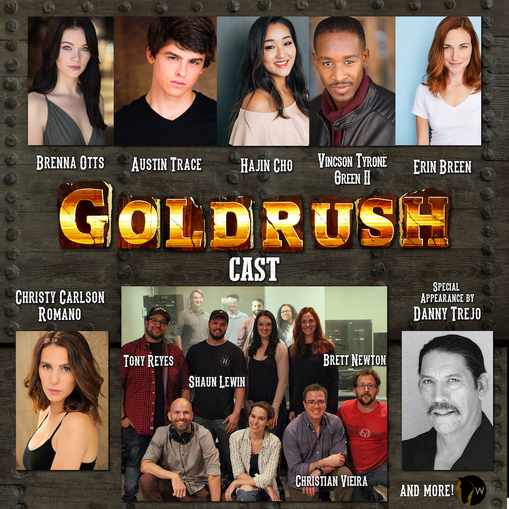 Goldrush Cast Picture