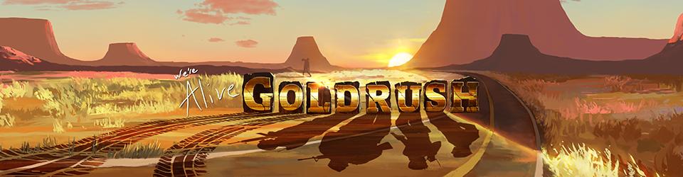 Goldrush Banner