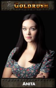 Brenna Otts as Anita