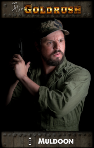 Shaun Lewin as Muldoon