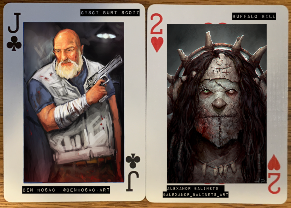 Example of the Card Art!